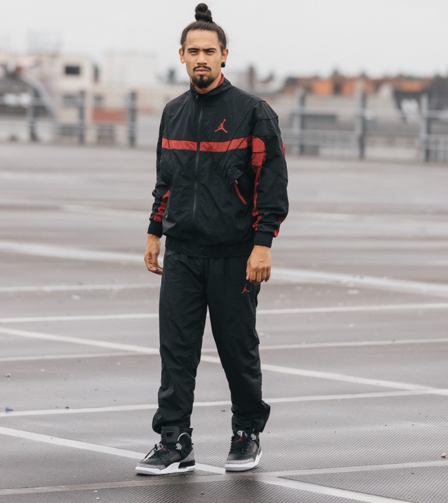 The Air Jordan 5 Vault Track Suit Returns - Air 23 - Air Jordan Release Dates Foamposite Air ...