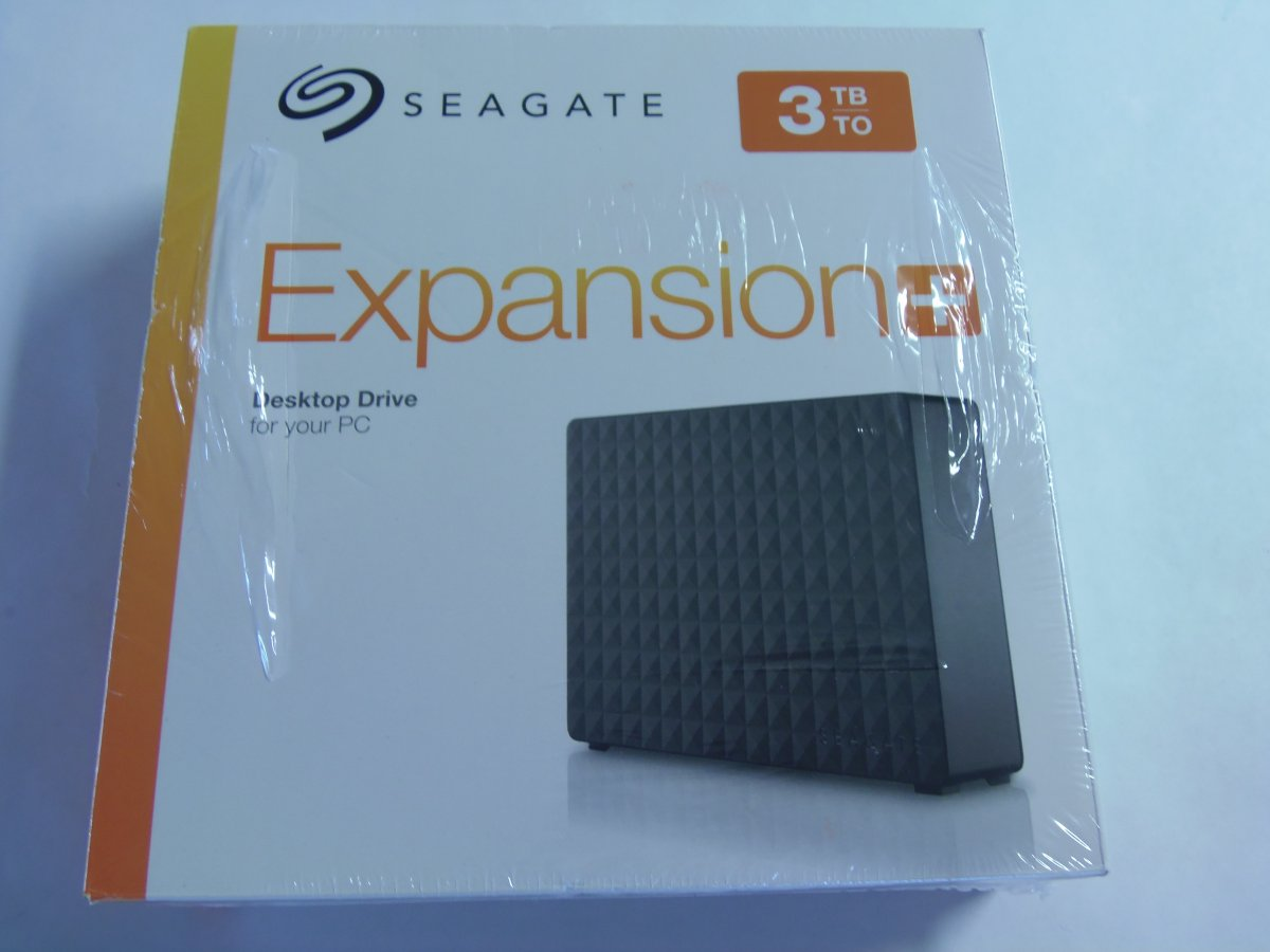 how to open a seagate srd0nf2