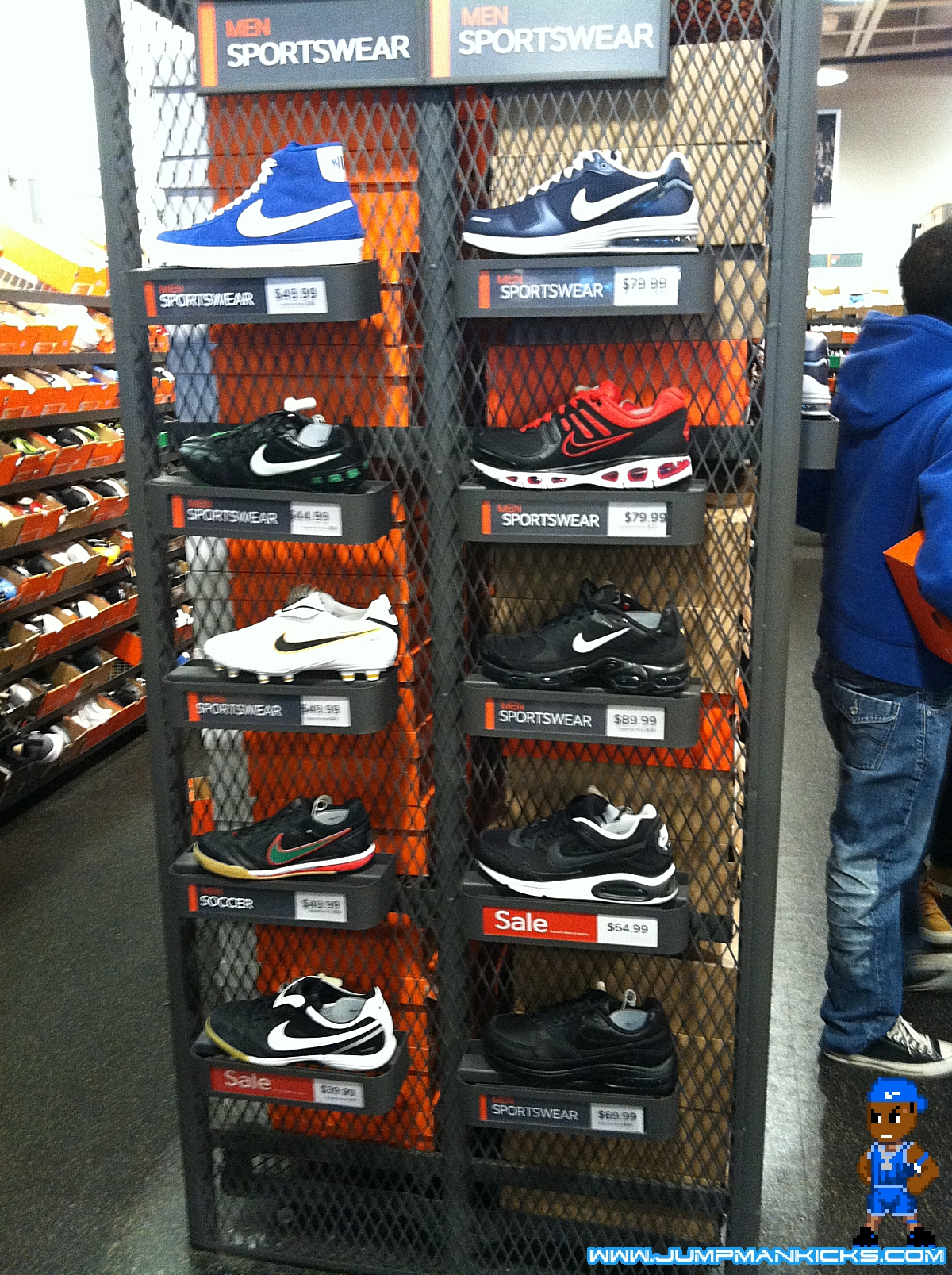 nike factory store basketball shoes