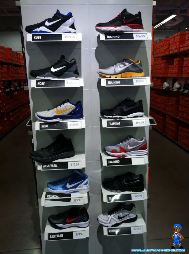 nike store outlet mall oklahoma city