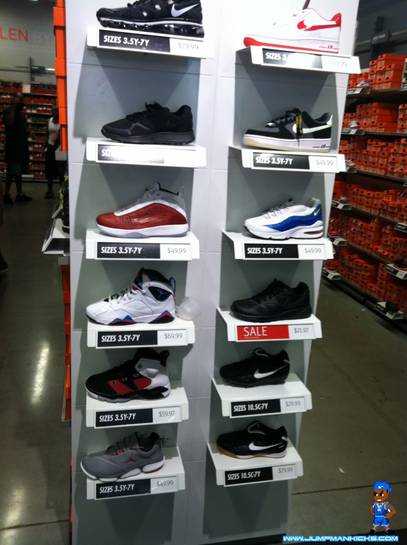 Nike outlet store is in The Outlet Shoppes at Oklahoma City located on W. Reno Avenue, Oklahoma City, OK List of all events & discounts in Nike store.
