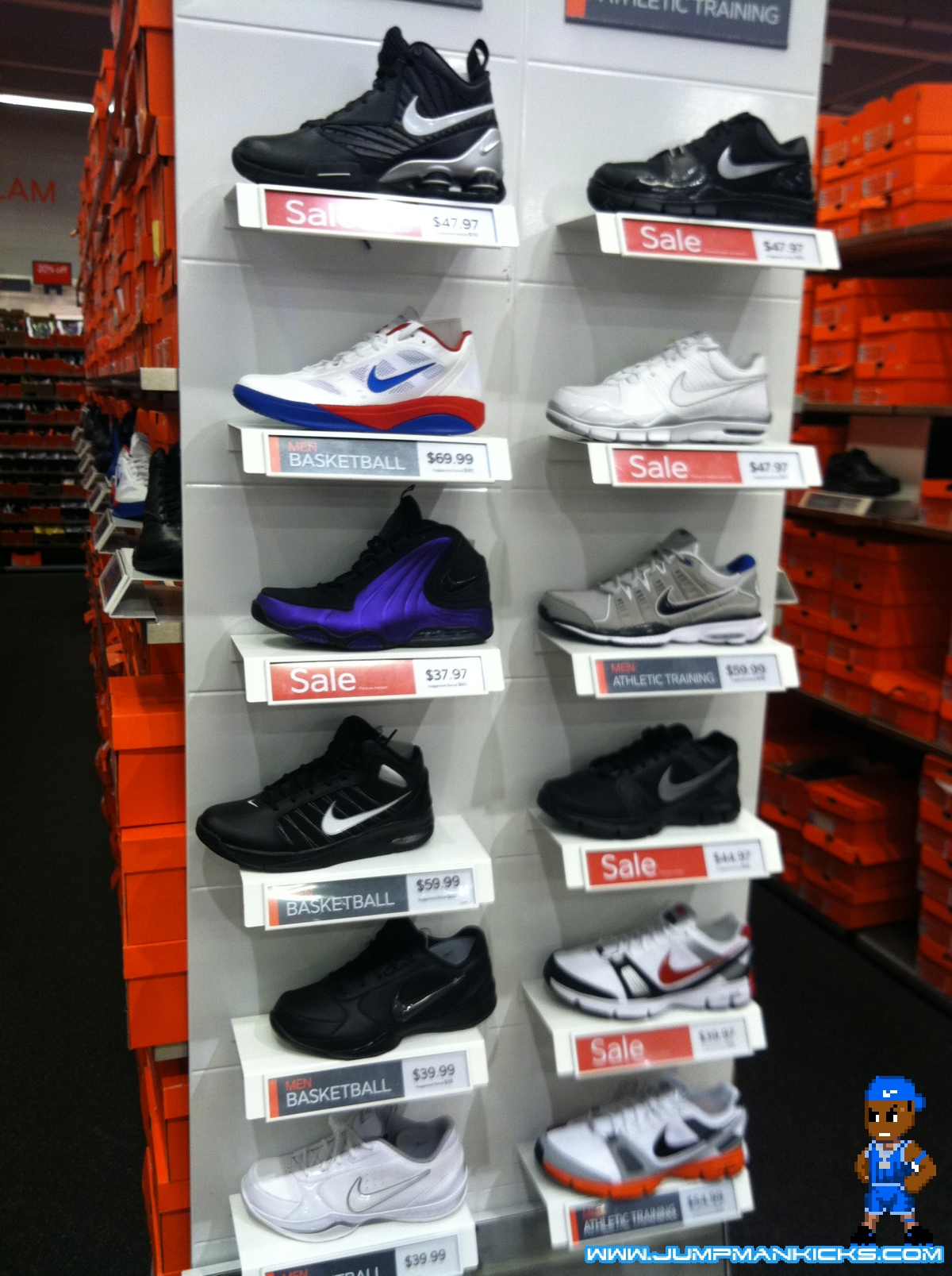 outlet Archives - Air 23 - Air Jordan Release Dates, Foamposite, Air Max,  and More