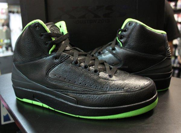 ed4b10f234094d Nike Air Jordan 28 XX8 SE Black Blue Mango Playoffs US size 9 AJ28