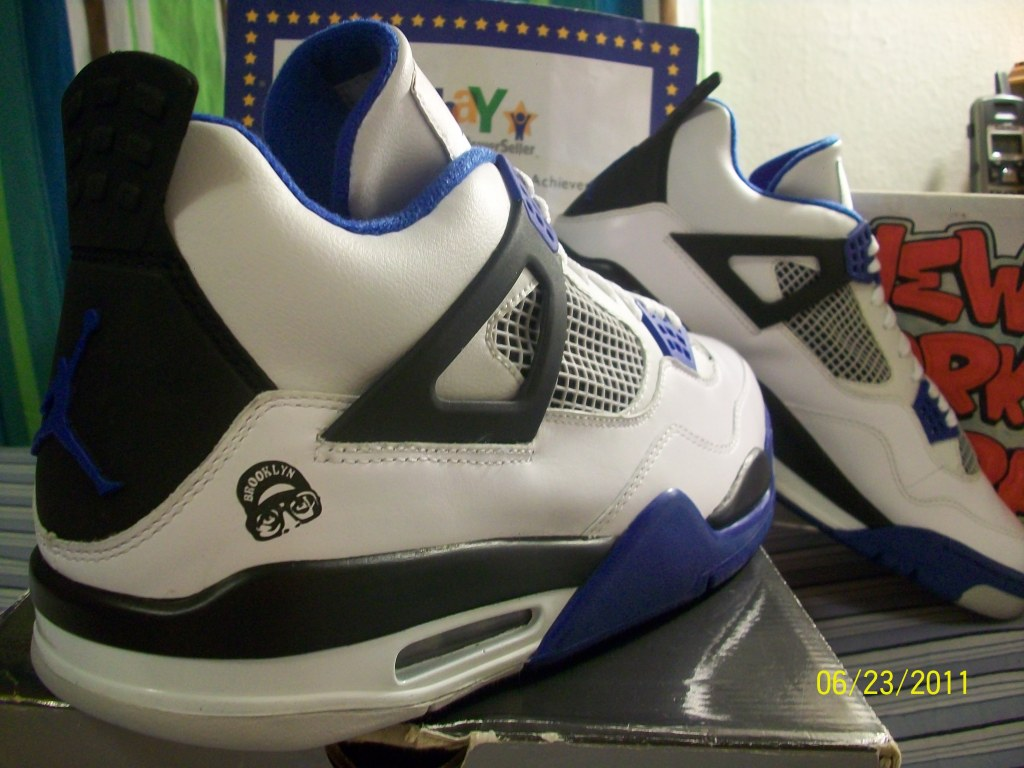 Air Jordan 4 Rare Sizes