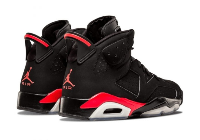 air jordan 6 infrared alternate