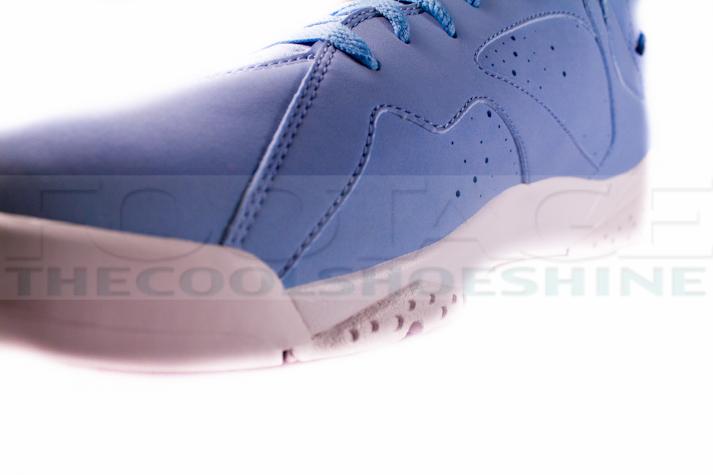 c9b0842714db AIR JORDAN 2017 RETRO 7 VII PANTONE BLUE 304775-400 size 9.5