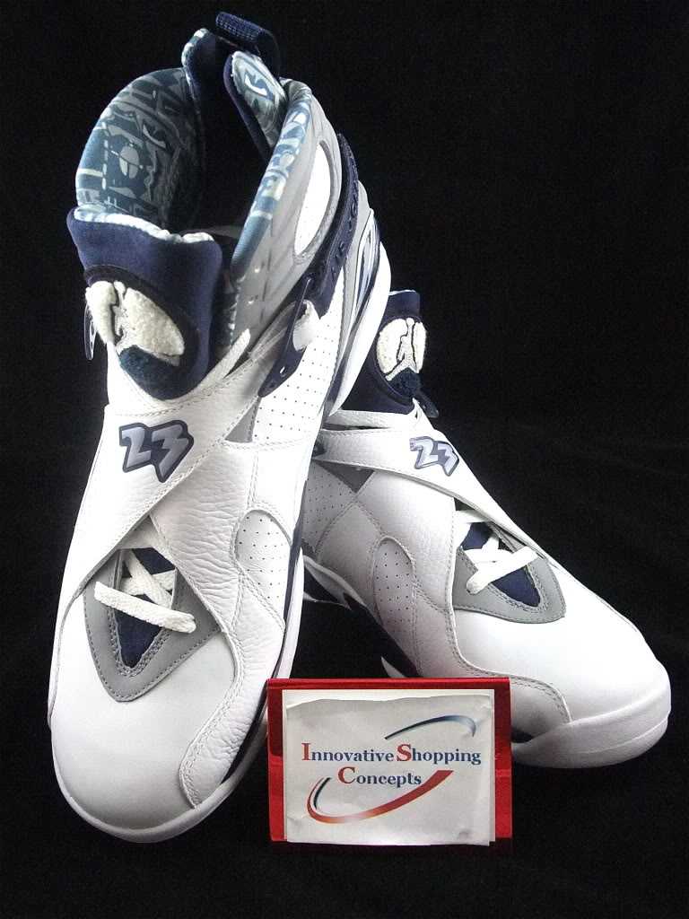 d41c54ce756 Rare Air - Air Jordan VIII (8) Retro Josh Howard Player Exclusives