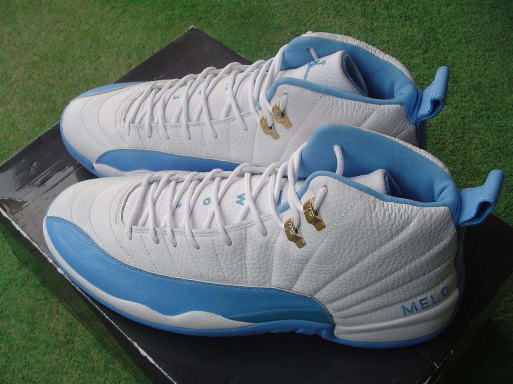 ... Rare Air - Air Jordan XII (12) Retro Carmelo Anthony Player ... 9424d8ca8
