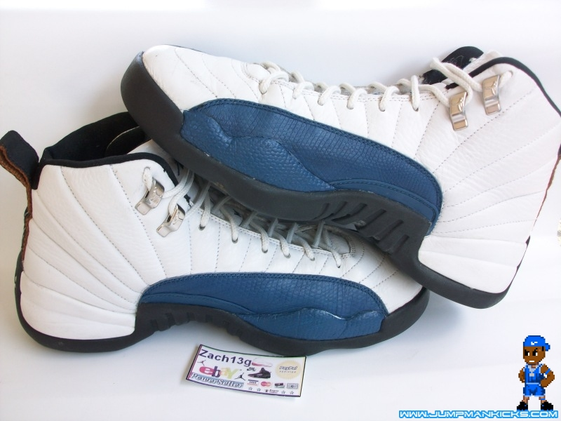 c0384899747dfc I guess Jordan Brand decided to go with the French Blue White XIIs instead.  Maybe one day
