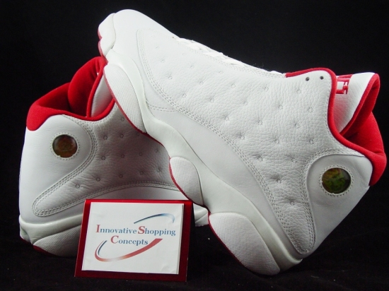 Eddie s name is embroidered on the tongue. I sure hope the receive a public  release one day. NIKE AIR JORDAN 13 ... 7696f91b0