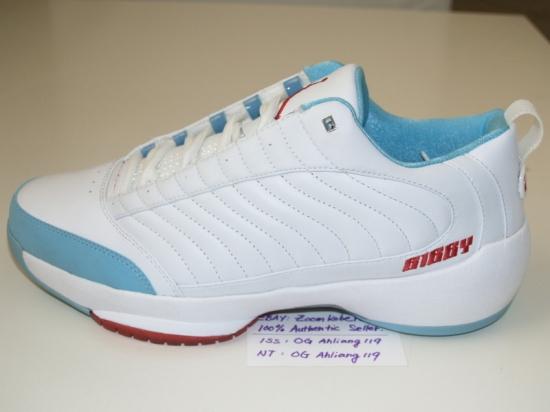 3e66dfdfdd04e4 Air Jordan XIX (19) Low Mike Bibby Player Exclusives