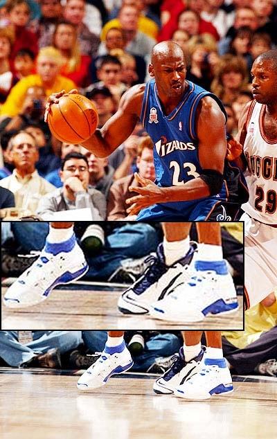 f390d225ac59d7 Rare Air - Air Jordan XVII (17) Low Michael Jordan Player Exclusives