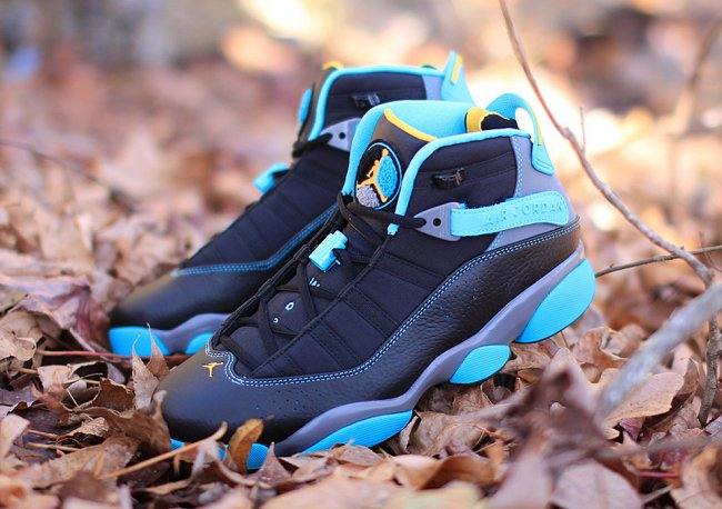 85b8d3016cfb03 Jordan 6 Rings Color  Black Varsity Maize-Cool Grey-Gamma Blue Style   322992-089. Release  12 07 2013. Price   160.00