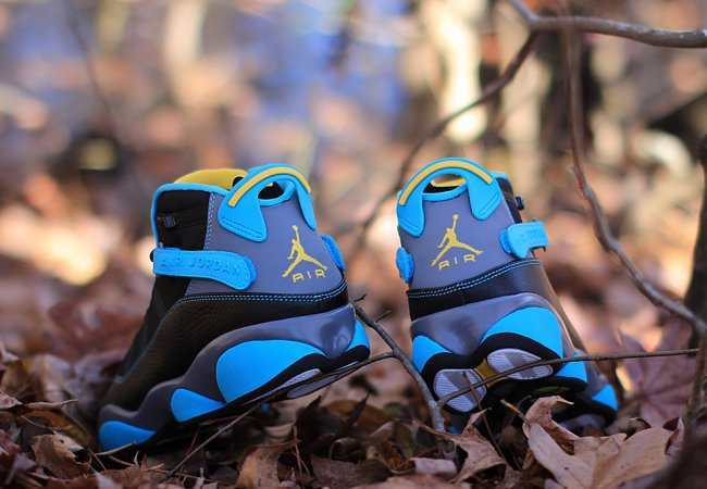 8e0435a6021d ... Jordan 6 Rings Color BlackVarsity Maize-Cool Grey-Gamma Blue Style  322992-089 ...