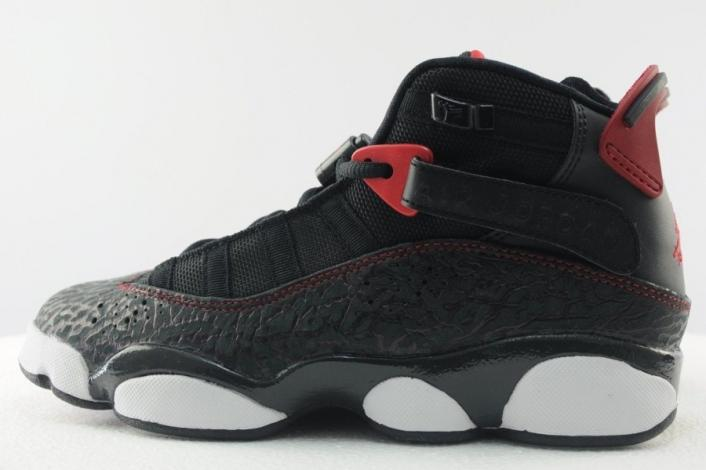 best website b5407 5ba46 Jordan 6 Rings Color  Black White Gym Red-Anthracite Style  323419-020.  Release  11 30 2013