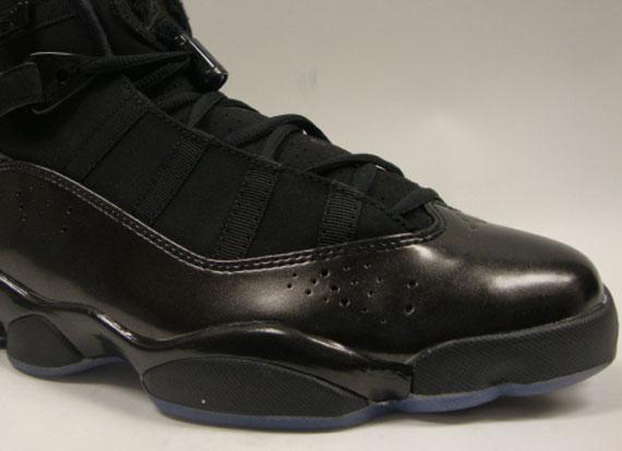 981e1557df1 Air Jordan 6 Rings Black/Dark Charcoal Released Today - Air 23 - Air ...