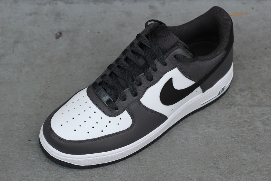 Nike Air Force 1 Low Anthracite Black White