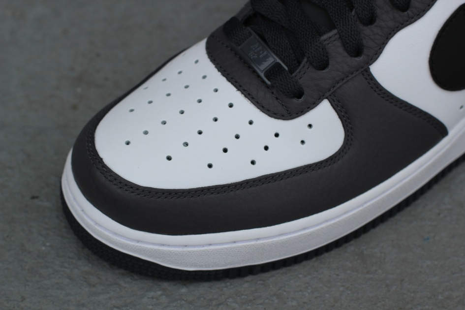 best website 4b2d8 54fb3 Nike Air Force 1 Low - Anthracite Black-White
