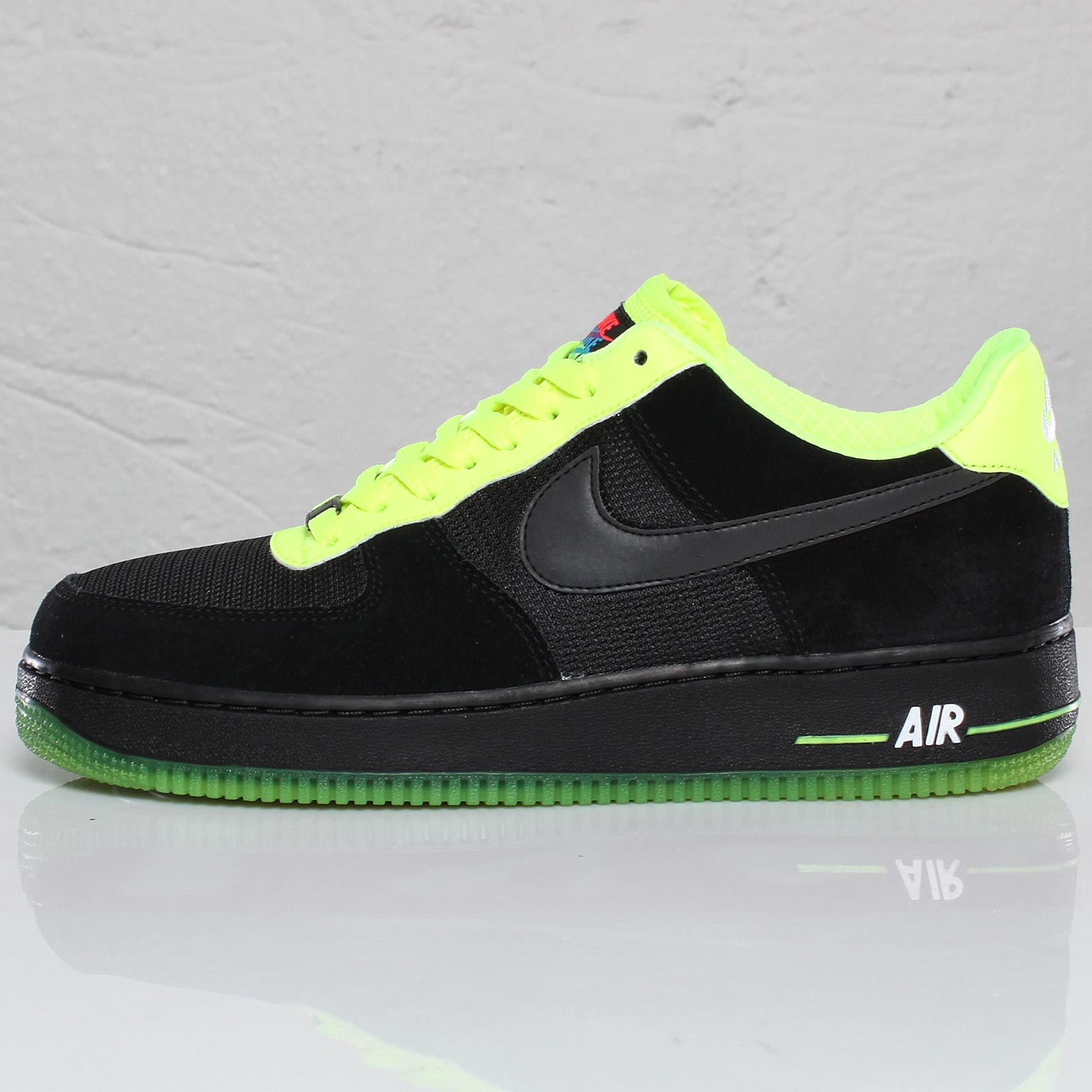 Dettagli su Nike Air Force 1 Low 07 Roc A Fella White AO1070 101 AUTHENTIC LIMITED WReceipt