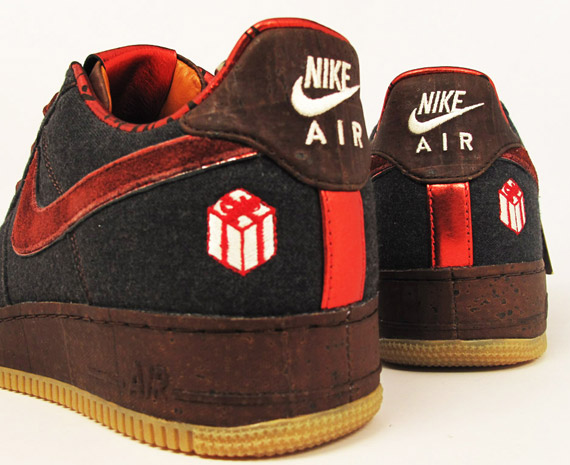 online store 94af5 4c129 Nike Air Force One 1 Low  07 WB Flax AA4061-200 Wheat