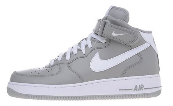 brand new 13d5a 3d847 Nike Air Force 1 Ultra Flyknit Low Mens Shoe Cool Grey White 817419 006  Size 10