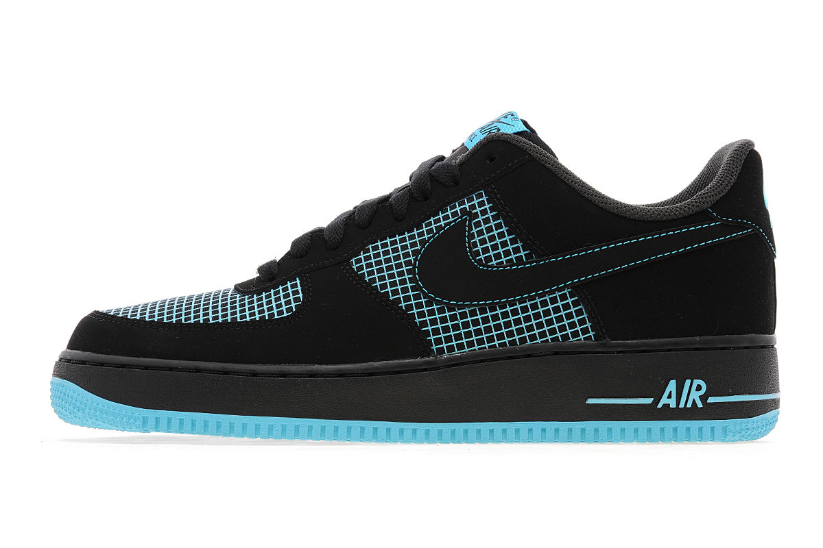 Click here for more pics and info… └ Tags af1, air force 1 low, gamma blue,  nike ...