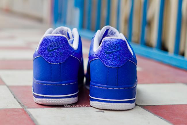 nike air force blu elettrico
