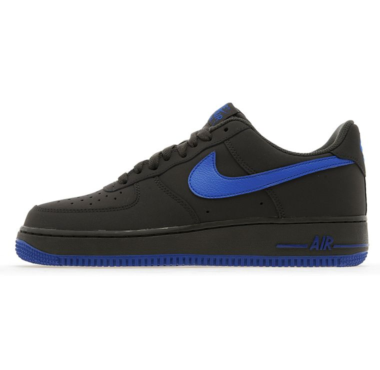nike air force 1 low stadium grey game royal blue. Black Bedroom Furniture Sets. Home Design Ideas
