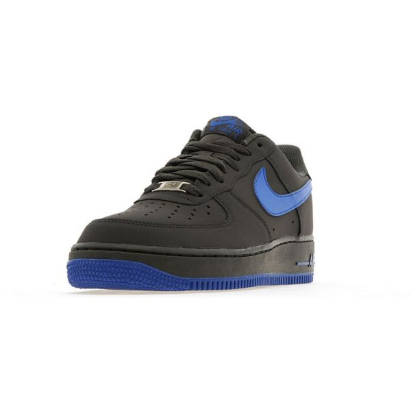 "separation shoes e46ca b0b96 Nike Air Force 1 ""07 Low AF1 (WOLF GREY  BLACK) AJ7280-003 Mens Size 8-12"