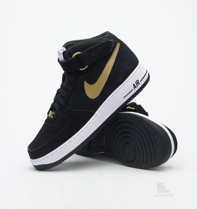 High Top Man Shoes Blacl Friday