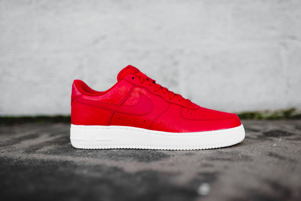 the best attitude 79c23 83c91 nike air force 1 07 lv8 gym red
