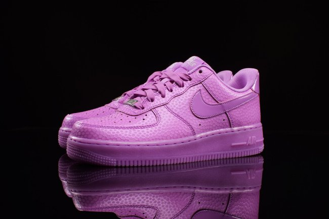 0e5711037fab7 Nike Women s Air Force 1 Low Color  Fuchsia Glow Style  616725-500