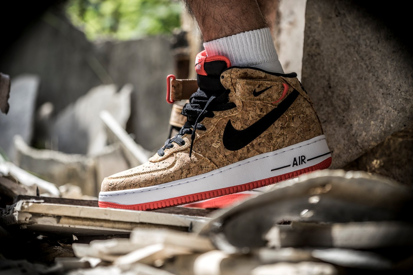 Nike Air Force Cork