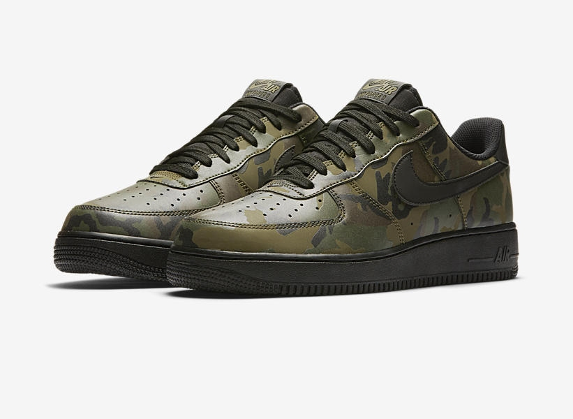 free shipping 80752 59f8a nike air force 1 camo