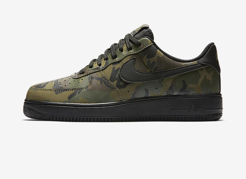 Details about Nike SF Special Field Air Force 1 AF1 Boot Black Olive Camo Size 13. 864024 004