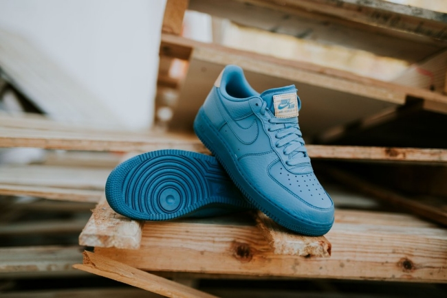 nike air force 1 low smokey blue