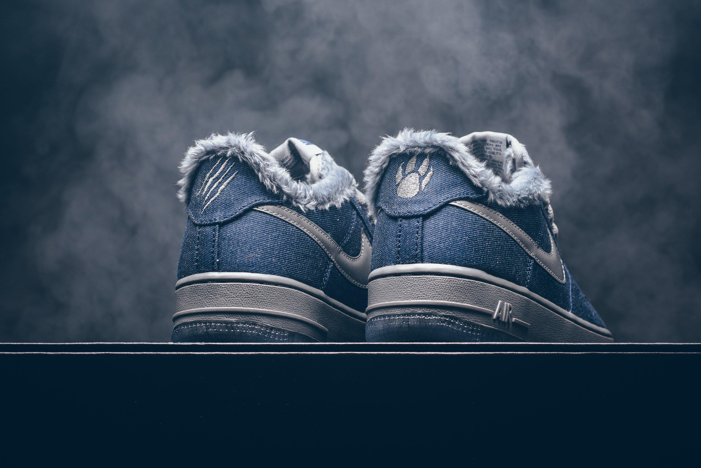 Nike Air Force 1 Pinnacle QS Color  AJ4234-400. Style Code  Blue Void Cool  Grey-Metallic Silver. Nike Air Force 1 GS Full Moon Werewolf 7c78a1564