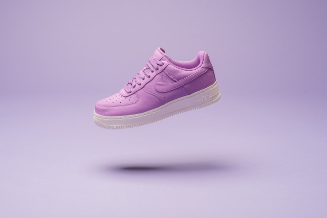 nikelab air force 1 purple stardust