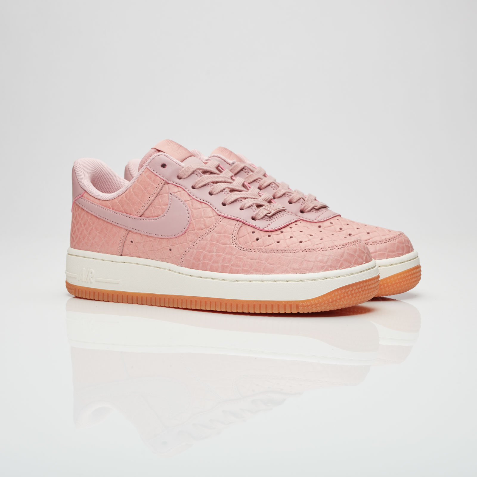 Nike Womens Air Force 1 Pink Glaze - Air 23 - Air Jordan Release ... a5c1b9edd