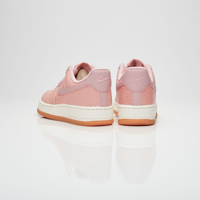 nike womens air force 1 pink glaze