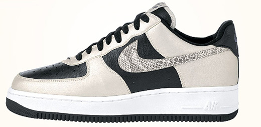 564abb7db7a It is topped off by a white and black midsole. These should already be  available in a few select stores. Nike Air Force 1 Premium Sz 10.5 UN COCOA  snakeskin