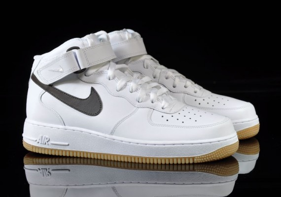 the best attitude aee49 31ba2 Nike Air Force 1 07′ AF1 Low White Classic 315122-111 Size 10 NO LID BOX