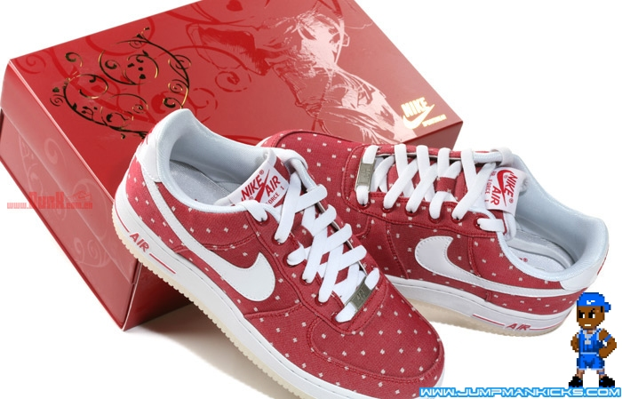 Nike Air Force 1 Low Valentine's Day Womens Detailed Pics - Air 23 - Air  Jordan Release Dates, Foamposite, Air Max, and More