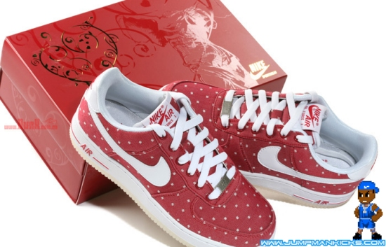 Nike Air Force 1 Low Valentine S Day Womens Detailed Pics Air 23
