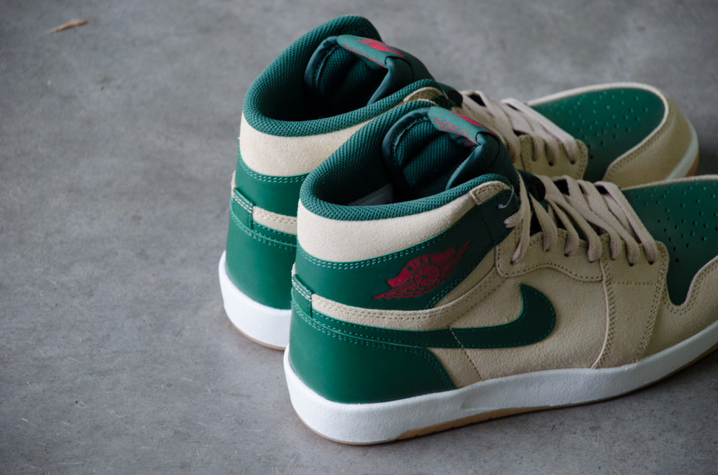 premium selection e3781 42508 Air Jordan 1 High The Return Gorge Green Available Now