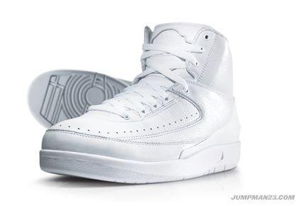 Air Jordan 25th Anniversary Silver Collection New Pics - Air 23 ... cd45ec7fbb