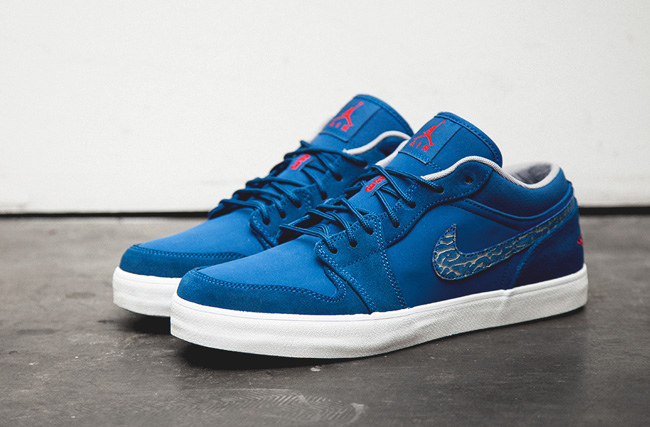 "20ce0e8ee22a Air Jordan V.2 Low ""True Blue"""