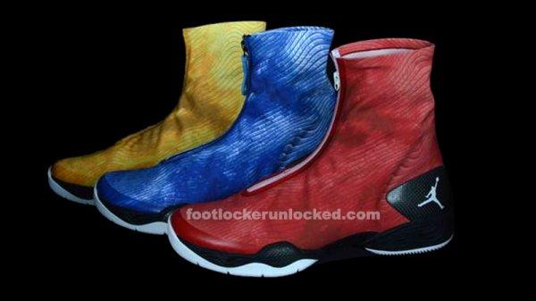 """buy popular 9b74f c77b0 Air Jordan XX8 """"Color Pack""""Release  03 03 2013. Price   250.00. Nike Air  Jordan 28 ..."""