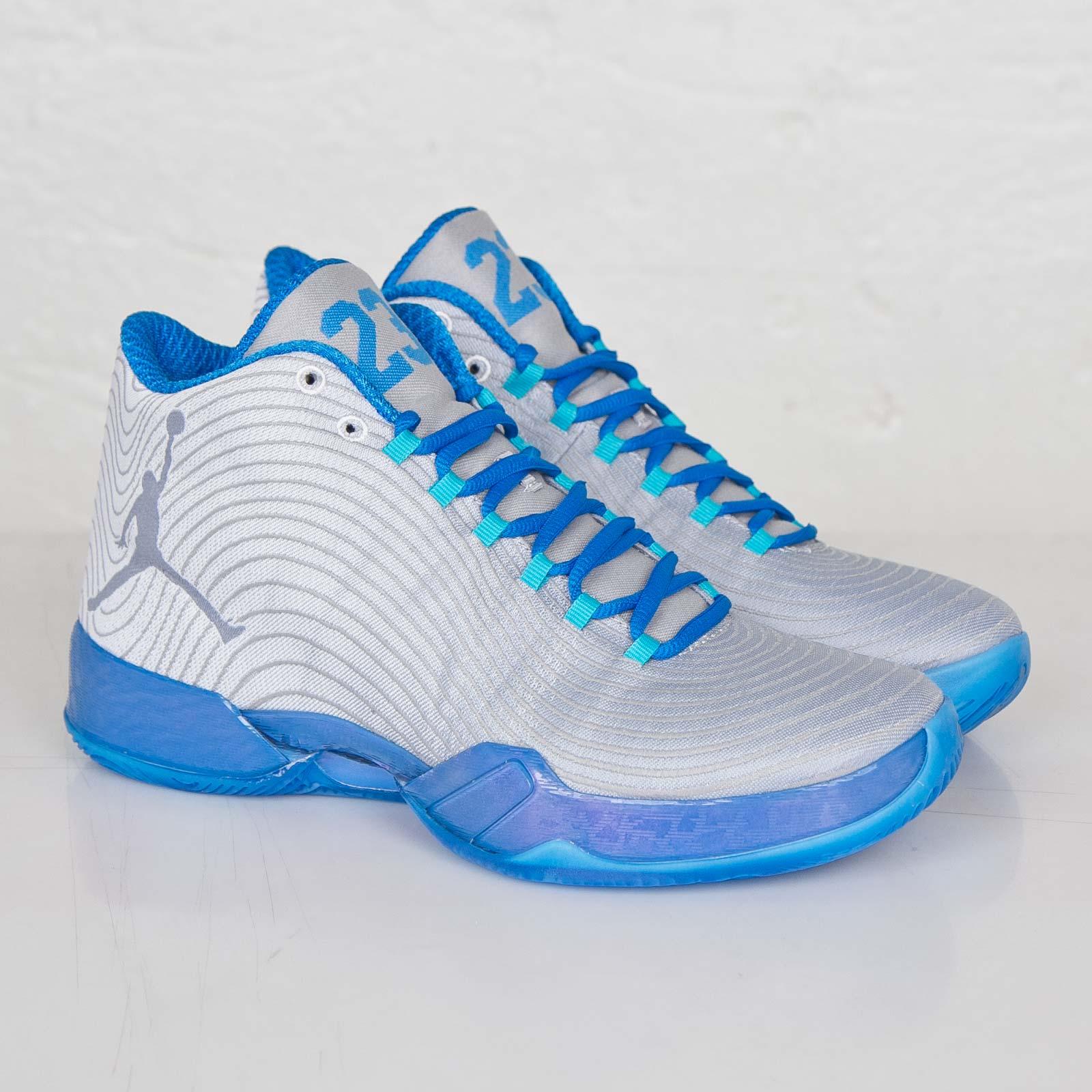 """0918cc44d0feb3 Air Jordan XX9 """"Playoff"""" White   Photo Blue – Still Available"""