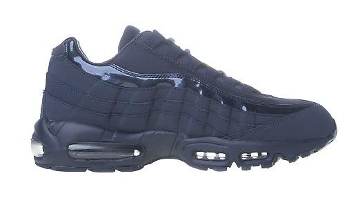 NIB Nike Air Max 95 Premium Thunder Blue Ale Brown-Dark Obsidian 538416-403 b3544b8d2